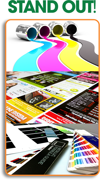 standout with printing and sign design in las vegas and henderson, nv
