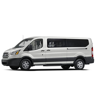 Transit Van For Tint Appointment
