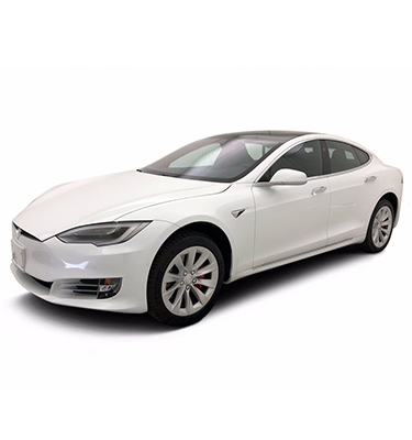 Tesla Model S Car For Tint Appointment